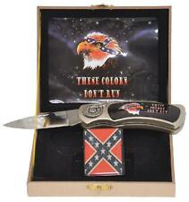 Folding British Flag Knife with limited edition Lighter - Gift Boxed - NEW