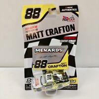 2020 NASCAR AUTHENTICS Wave 8 Matt Crafton Mold Armor Ford F-150 1/64 Diecast