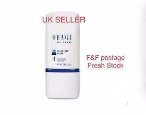 Obagi  Medical Nu - Derm AM 4 Exfoderm FORTE Exfoliation Enhancer  New Sealed uk
