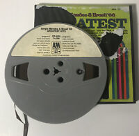 Reel To Reel - Sergio Mendes & Brasil '66 Greatest Hits - Reel Tape (7 1/2 IPS)