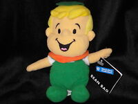 Jetsons  Elroy cartoon bean bag plush Hanna Barbera Warner Store new with tags