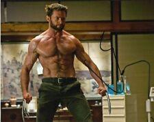 Hugh Jackman Wolverine Autographed Signed 8x10 Photo COA #2