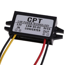 DC-DC Converter Regulator 12V to 5V 3A 15W Car Led Display Power Supply Module