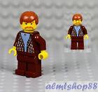 LEGO Harry Potter - Uncle Vernon Dursley Minifigure 4728 Escape Privet Drive