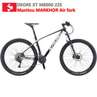 SAVA DECK700 Mountain Bike Carbon Fiber Bicycle 29 MTB With SHIMANO XT M8000