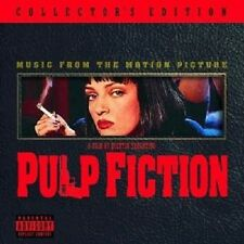 Pulp Fiction Soundtrack CD COLLECTOR 'S EDITION Merce Nuova