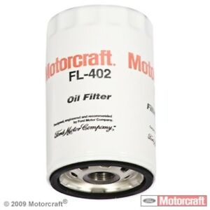 5 X Engine Oil Filter Motorcraft FL-402 fits Chevy GMC OLDS Pontiac Workhorse