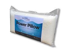 Nackenstützkissen 12cm Tencel-Visco-Nackenkissen Wacore Wasserbett Power Pillow