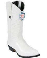 Men's Wild West Genuine Caiman Hornback Cowboy Western Boots J Toe Handmade