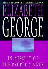In Pursuit of the Proper Sinner: An Inspector Lynley Novel: 9,Elizabeth George