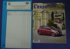 Revue technique l'expert automobile 541 Renault twingo II phase 2 12/2011-> dies