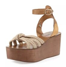 Isabel Marant Zia Knotted Rope Wedges 37