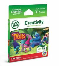 LeapFrog Game - Trolls (works with LeapPad 3 Ultra Platinum Ultimate) 4-7 years