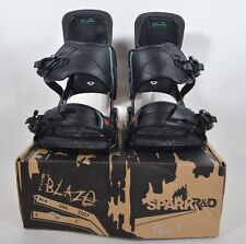2009 SP CENTROID WORLDWIDE BINDINGS $200 M/L black Red Green USED adjustable