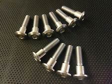 Suzuki TL1000S TL1000R Titanium Front Disc Bolts 98 onwards Ti Rotor Bolts TL