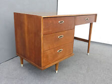 Large Vintage Danish Mid Century WRITING DESK Peg Leg 1969 B.P.John Furn.