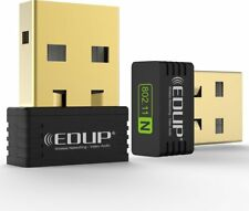 Edup N8553 Mini Wireless Wi-Fi Nano USB Adapter Dongle WiFi Dongle (GST Bill)