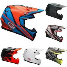 BELL Off Road Helmets with DD-Ring Fastening