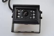 IR Camera 4pin Sharp CCD Rear View Backup  For Truck Bus Caravan Trailer Parking