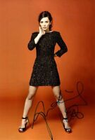 ANNA FRIEL signed Autogramm 20x30cm PUSHING DAISIES in Person autograph