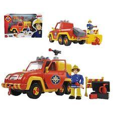 Feuerwehrmann Fireman Sam Venus Feuerwehrauto Feuerwehr Simba