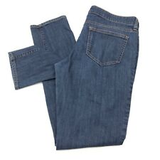 Old Navy The Diva Skinny Women's size 10 Long Dark Wash Blue Denim Jeans