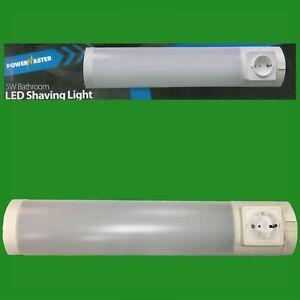 5W Bathroom LED Shaving Light, Bulb, Lamp 400 Lumens 4000K Cool White for Zone 3