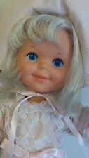 MATTEL SHOPPING SHERYL 1970 DOLL WITH MAGNETIC HAND & MOVING THUMB VINTAGE