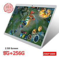 """10.1"""" Tablet PC 8+256G Android 8.1 SIM &Camera Phone Wifi Phablet Office Game"""