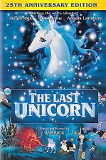 The Last Unicorn DVD - 25th Anniversary Ed - JEFF BRIDGES/MIA FARROW