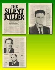 The Silent Kgb Killer Bogdan Stashinski Old Article