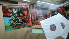 IRON MAIDEN - VIRTUAL XI / Vinyl 2LP - 1st press 1998, UK, ORIGINAL GATEFOLD