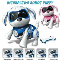 Remote Control Smart Robot Dog Kids Toys Dancing Puppy Dog Toys Pet Xmas Gift