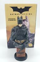 "Rare Batman Begins Christian Bale 6.25"" Bust Sculpture Figurine Statue Figure"