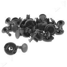 20pcs Black Front Wheel Arch Trim Clips Inner Liner Splash Guard For SUZUKI