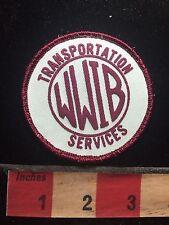Patch WWIB TRANSPORTATION SERVICES - Minneapolis MN Truck Inspection C75L