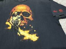 Rare The Punisher Marvel Comics Vintage Craphitti Design Xmen Distresse t shirt