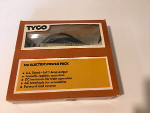 Vintage Tyco HO Electric Power Pack Train Transformer Model 899
