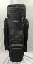 New listing Datrek Cart Golf bag with 8-way dividers & rain cover