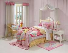 Freckles Rose Princess Pink 100% Cotton Double Size Quilt Doona Cover Set