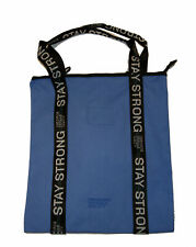 GEORGE GINA & LUCY Nylon Handtasche FLIGHTBAG Farbe blue strong 604