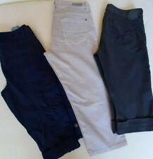 kurze Hose Damen 3 Stück Gr. 36 beige dunkelblau schwarz