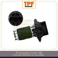 RESISTANCE PULSEUR D'AIR HABITACLE PEUGEOT 206 307 - 6450JP - 9636618080