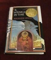 Madeline L'Engle - A WRINKLE IN TIME - later printing