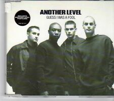 (EW600) Another Level, Guess I Was A Fool - 1998 CD