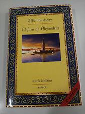 LE PHARE D'ALEXANDRIE GILLIAN BRADSHAW LIVRE BOUCHON DUR EMECÉ ROMAN HISTORIQUE