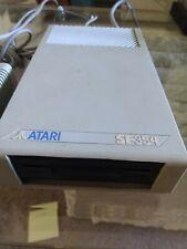 Atari Sf354 3.5 floppy disk drive. Tested.