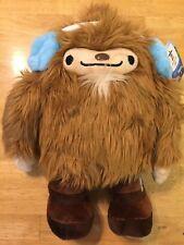"New Quatchi 13.5"" Plush Vancouver 2010 Olympics Official Stuffed Mascot friends"