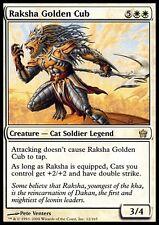 Raksha Cucciolo d'Oro - Raksha Golden Cub MTG MAGIC FD Fifth Dawn Eng