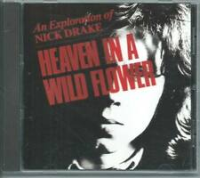 NICK DRAKE Heaven In A Wild Flower 1990 CD ISLAND MASTERS